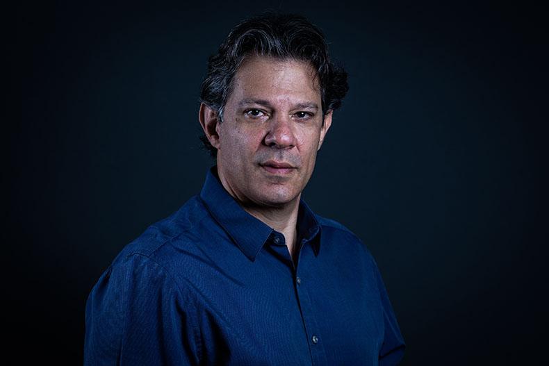 'Lula me pediu para colocar o bloco na rua', afirma Haddad