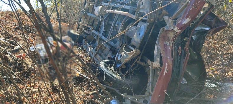 Casal morre após acidente entre moto e caminhonete em Jaicós