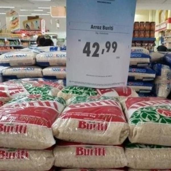 Câmara de Comércio Exterior reduz a zero alíquota de importação de arroz