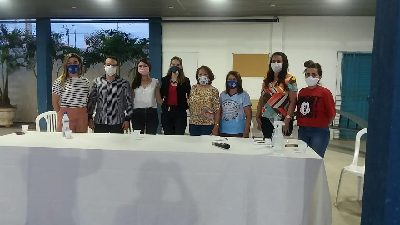 Rotary Club de Picos assina convênio com a Faculdade RSá