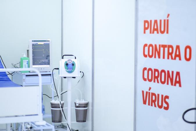 Piauí recebe 50 monitores e 20 ventiladores do projeto Todos pela Saúde