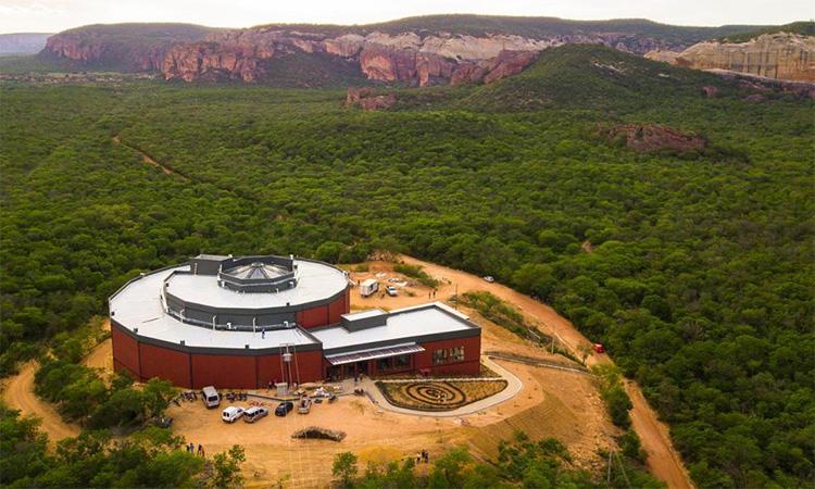 Museu da Natureza chega ao primeiro ano com 50 mil visitas