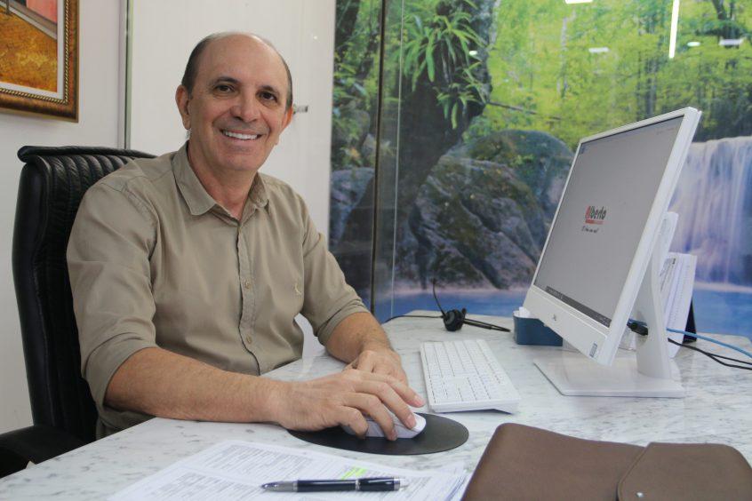 Alberto Seguros tem 83% de aprovação