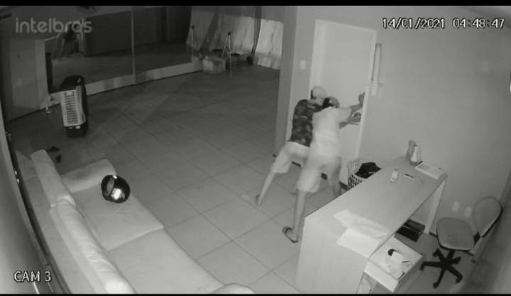 Academia em Picos é furtada duas vezes em menos de 15 dias, diz proprietário