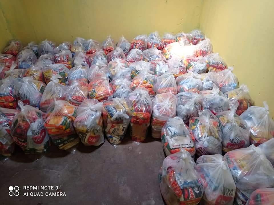 Para auxiliar famílias afetadas pela pandemia, ONG Fonatrans doa 250 cestas básicas em Picos