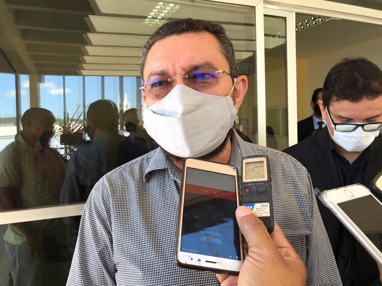 'Estou satisfeito', diz Padre Walmir Lima sobre o resultado das eleições 2020