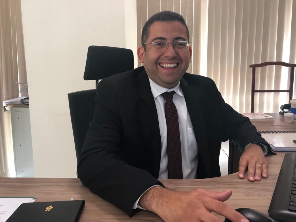 Diretor do DEPEN profere palestra no Curso de Formação Inicial à Polícia Penal do Piauí