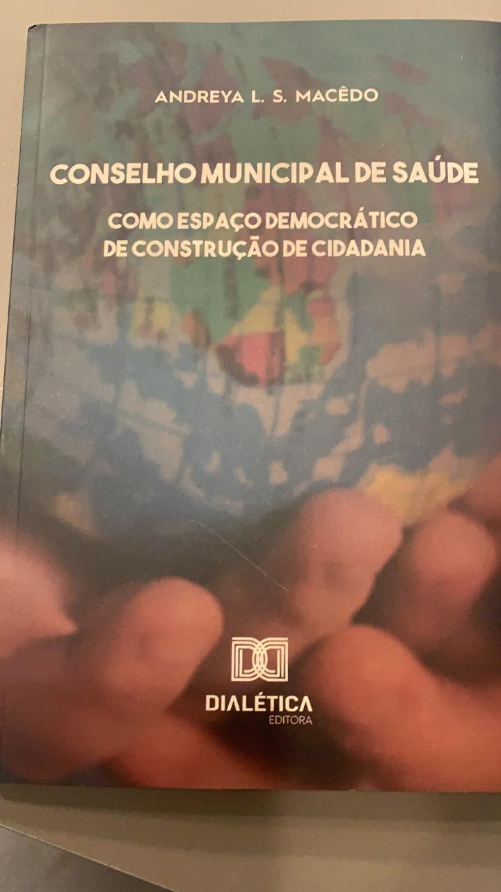 Advogada e professora Andreya Lorena lançará livro sobre direito à saúde e a democracia