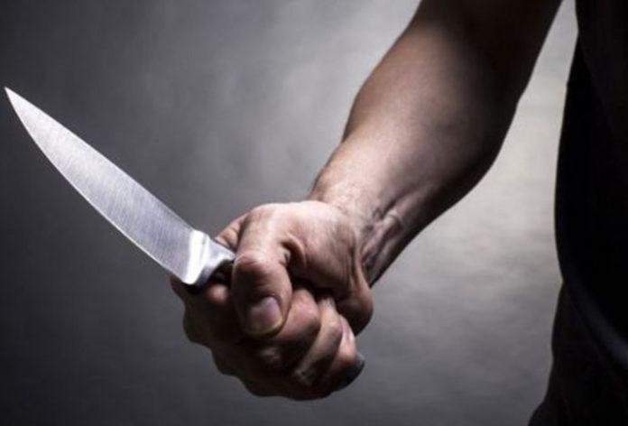 Homem é preso após ameaçar pessoas com faca na 'Feira da Rapadura' em Picos