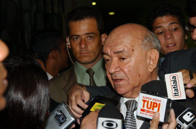 Morre ex-presidente da Câmara dos Deputados Severino Cavalcanti  Fonte: Agência Câmara de Notícias