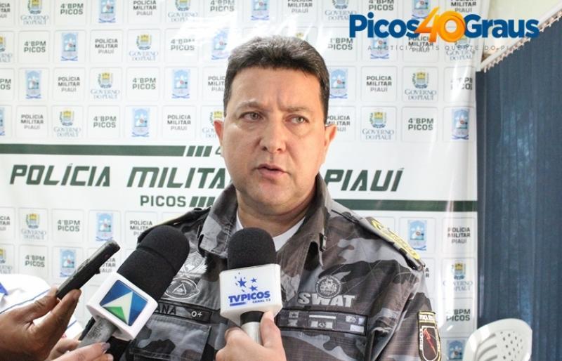 Viana é exonerado do comando do 4o BPM