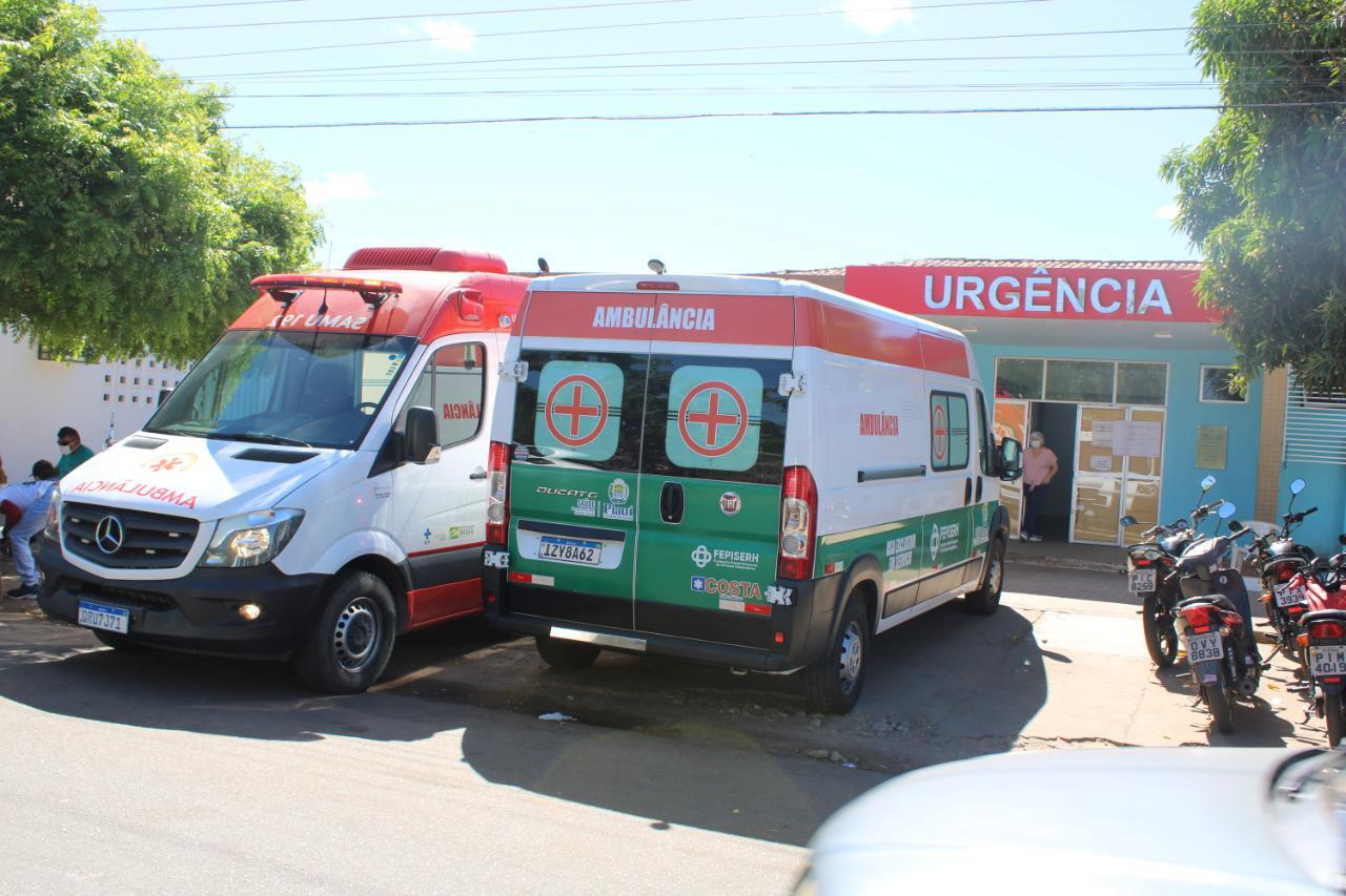 Curados da Covid-19, mais dois pacientes recebem alta no Hospital Regional Justino Luz