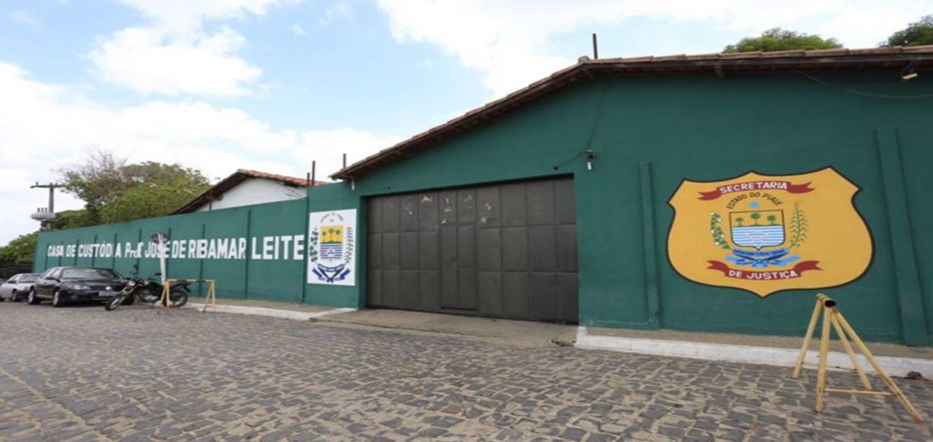 Mais de 700 presos vão retornar e Sejus teme aumento de Covid-19 nos presídios