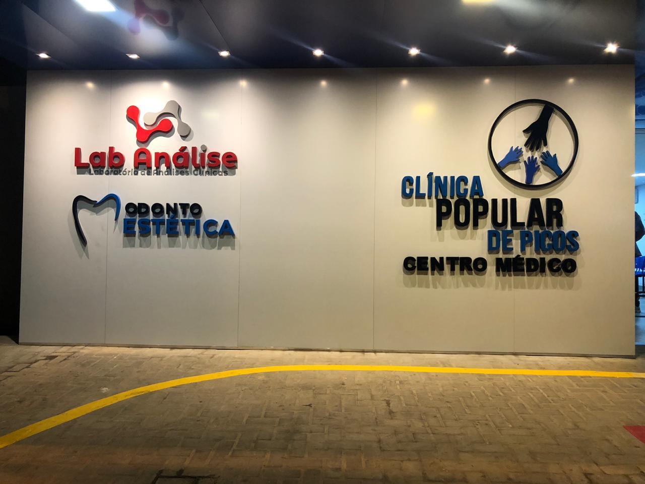 Clínica Popular já é um sucesso