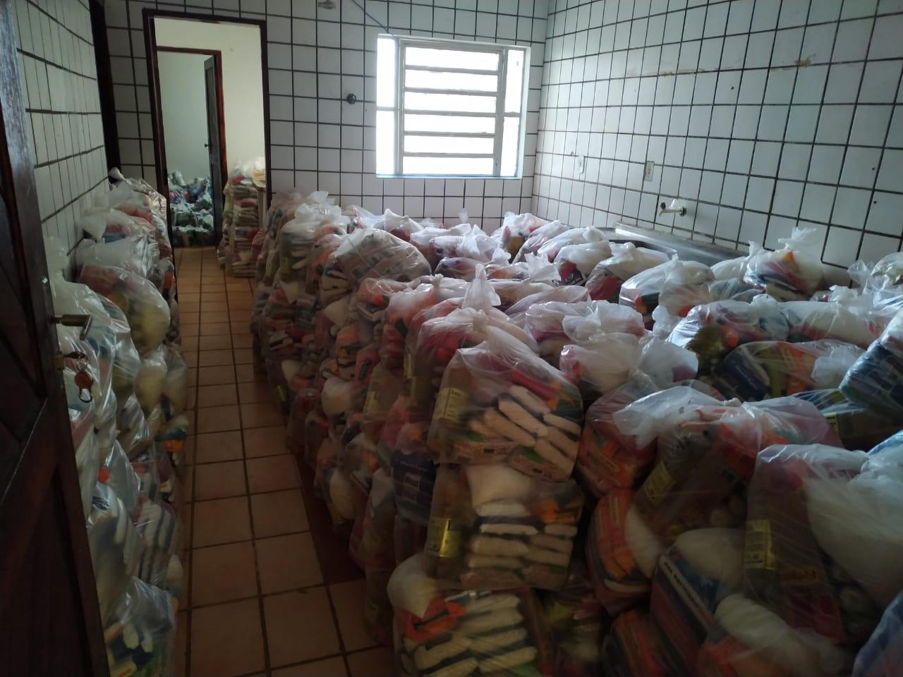 ONG Fonatrans vai distribuir 250 cestas básicas para famílias carentes em Picos