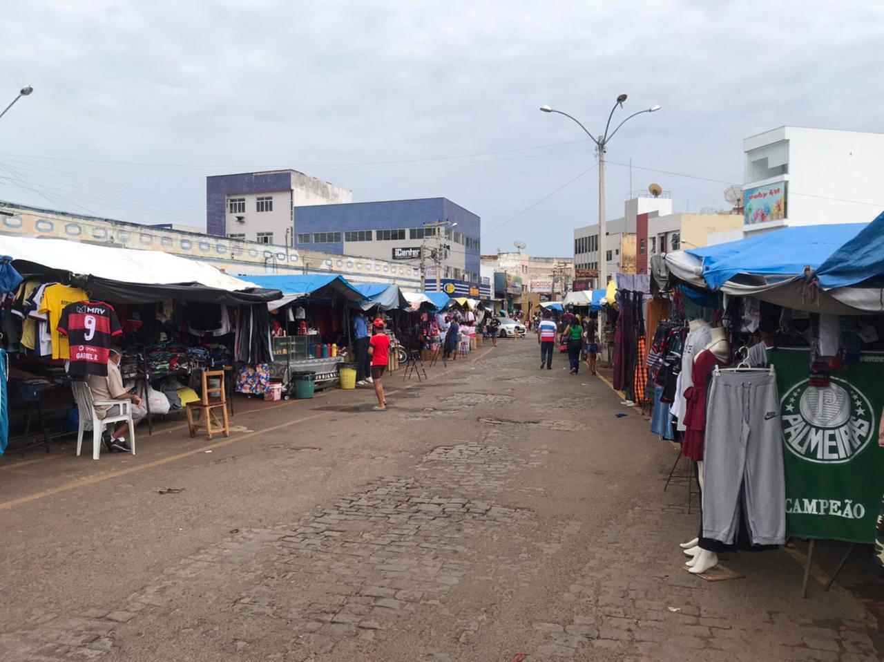 Em Picos, secretário Marcos Buriti estuda criar linha de crédito para feirantes durante a pandemia
