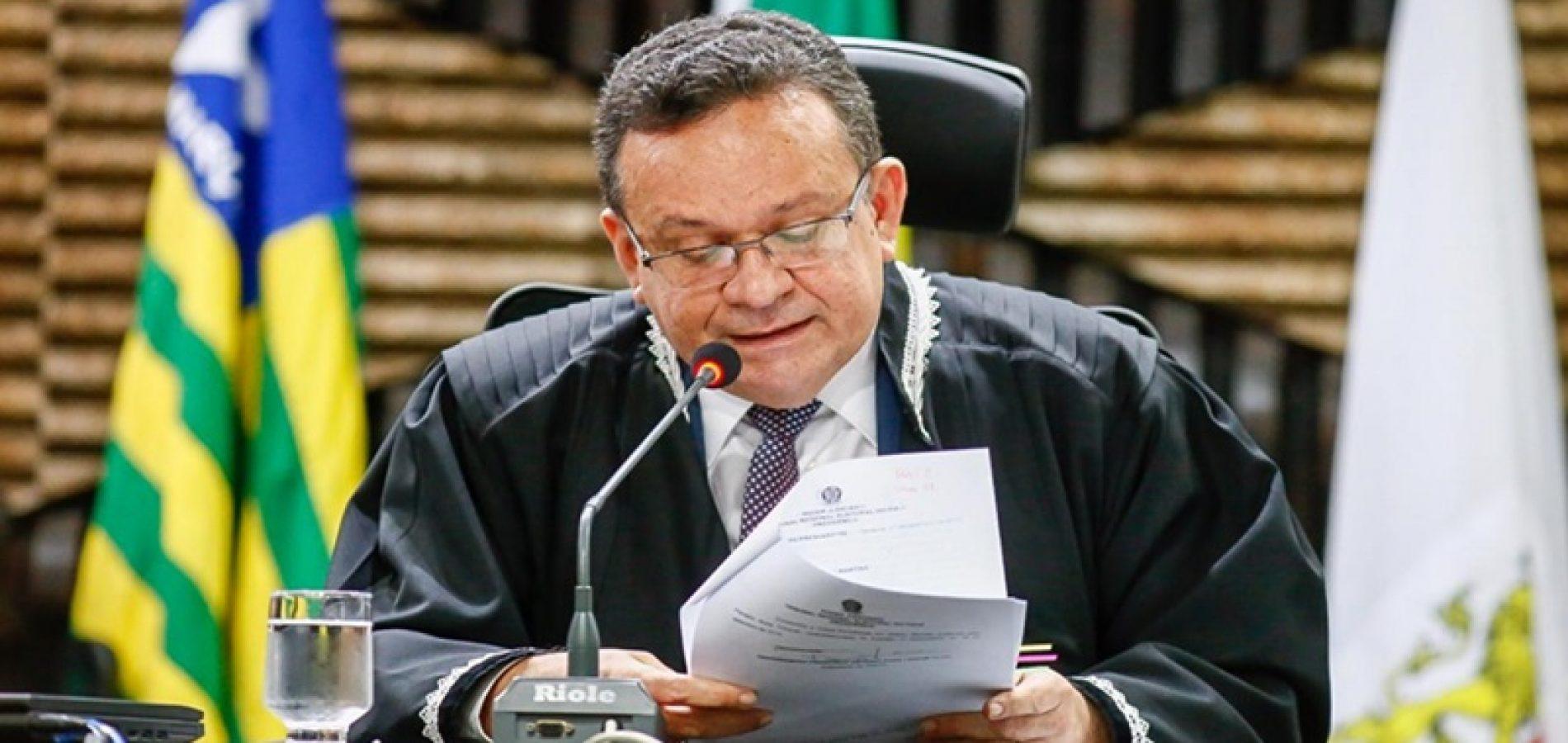 TJ do Piauí decide seguir CNJ e adia retorno presencial; Alepi deve acompanhar
