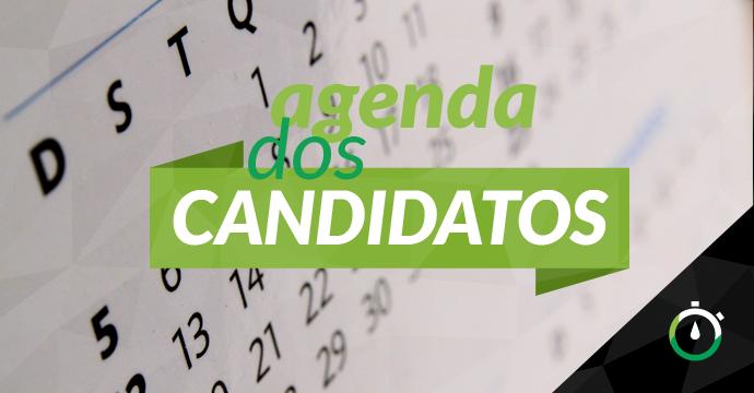 Confira a agenda dos candidatos à Prefeitura de Picos para esta segunda-feira (19)