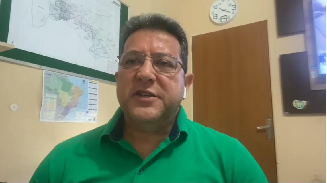 'Não vamos desistir', diz Coronel Viana