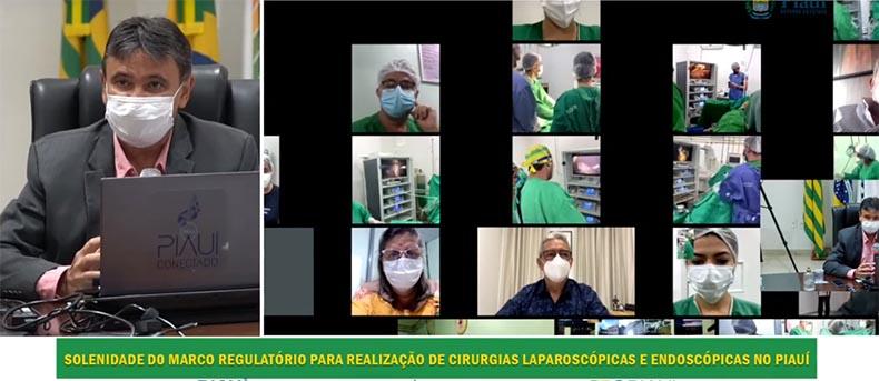 Hospitais realizam mais de 100 cirurgias simultâneas em ação pioneira no País