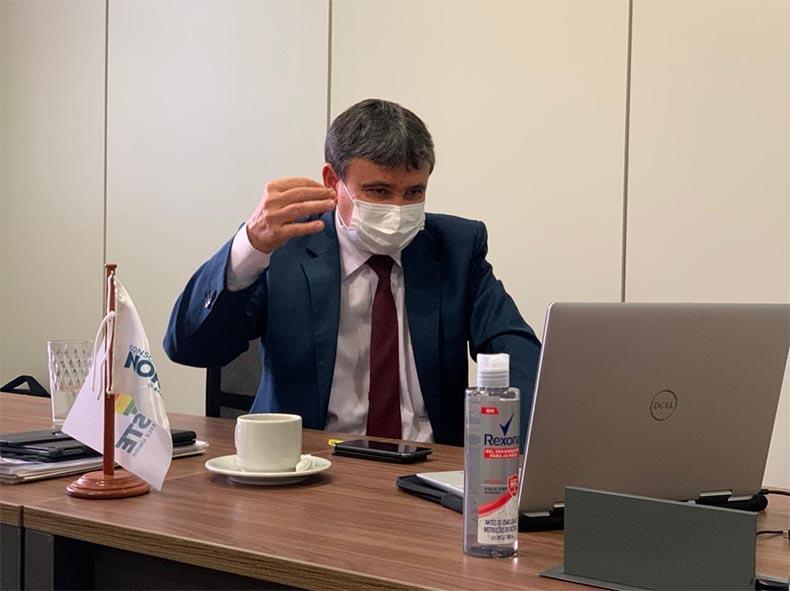 Governador diz que Brasil vive situação vergonhosa e pede à Anvisa aprovação da Sputinik