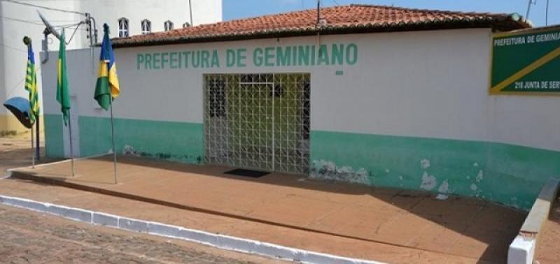 Prefeitura de Geminiano suspende campanha eleitoral por causa da Covid-19