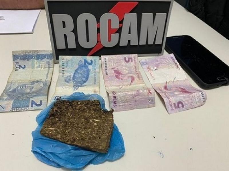Em Picos, menor é apreendido pela segunda vez por tráfico de drogas