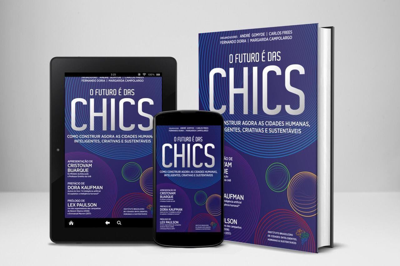 CHICS - Livro destinado aos Gestores Públicos, Empresários, Profissionais, Professores, Pesquisadores