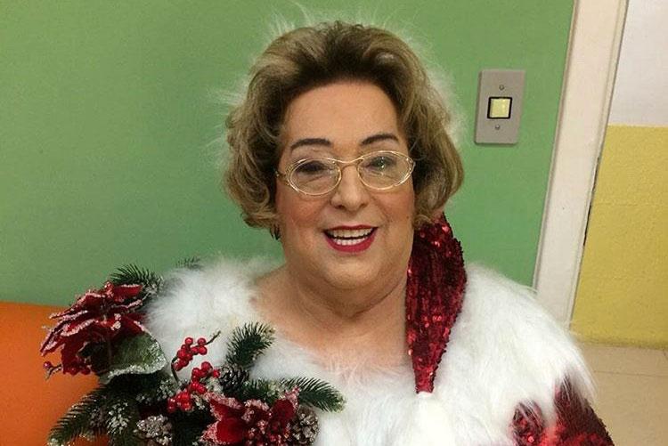 Mama Bruschetta passa por cirurgia após diagnóstico de câncer e se recupera na UTI