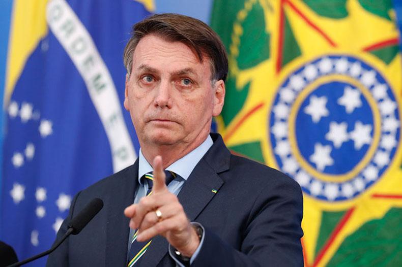 Atos contra Bolsonaro misturam direita e esquerda rachadas