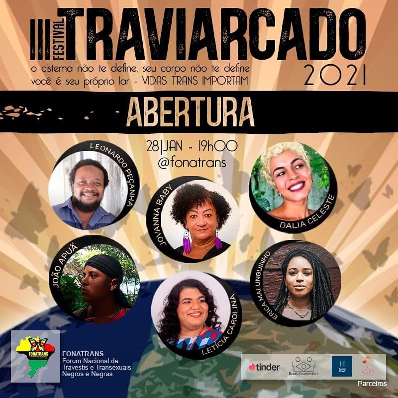 III Festival Traviarcado será transmitido online