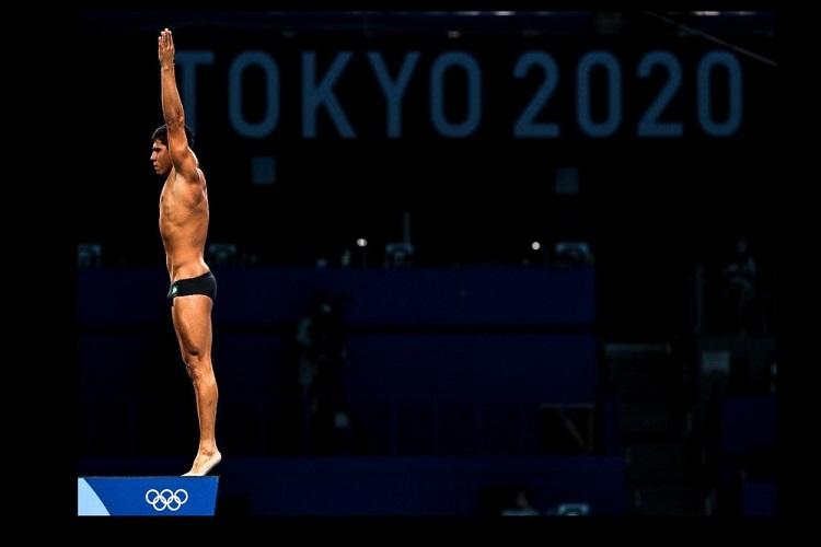 Em final histórica, Kawan Pereira fica em 10º nos saltos ornamentais em Tóquio