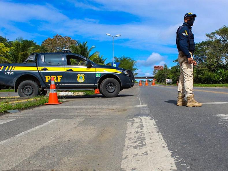 PRF registra 23 acidentes e três mortes durante feriadão no Piauí