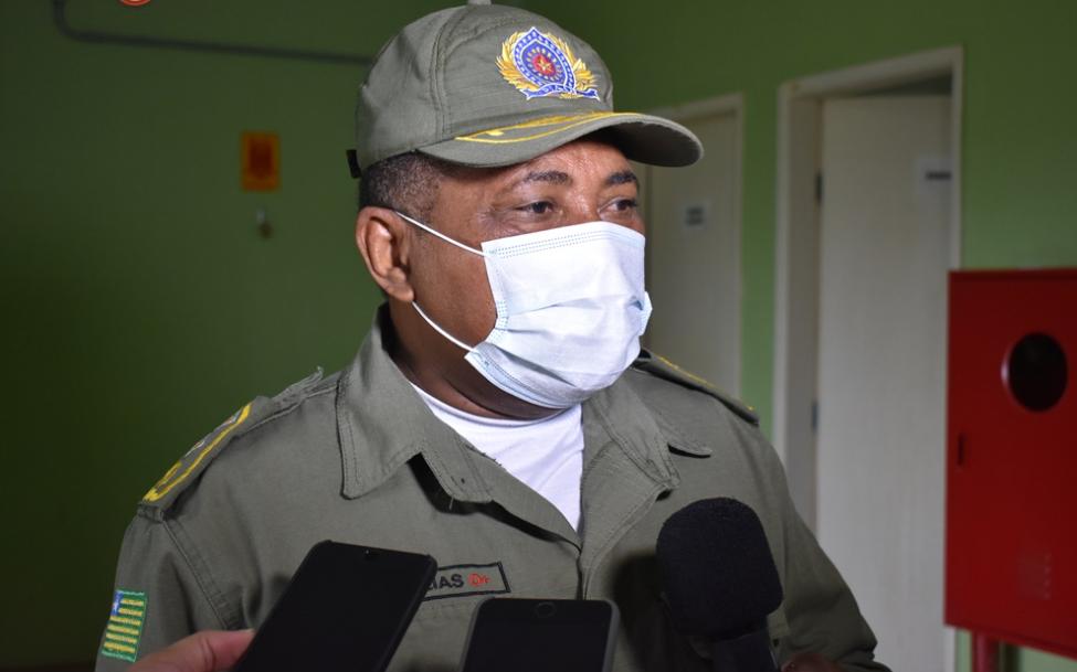 Major Elias comenta sobre o sétimo homicídio de 2021 em Picos