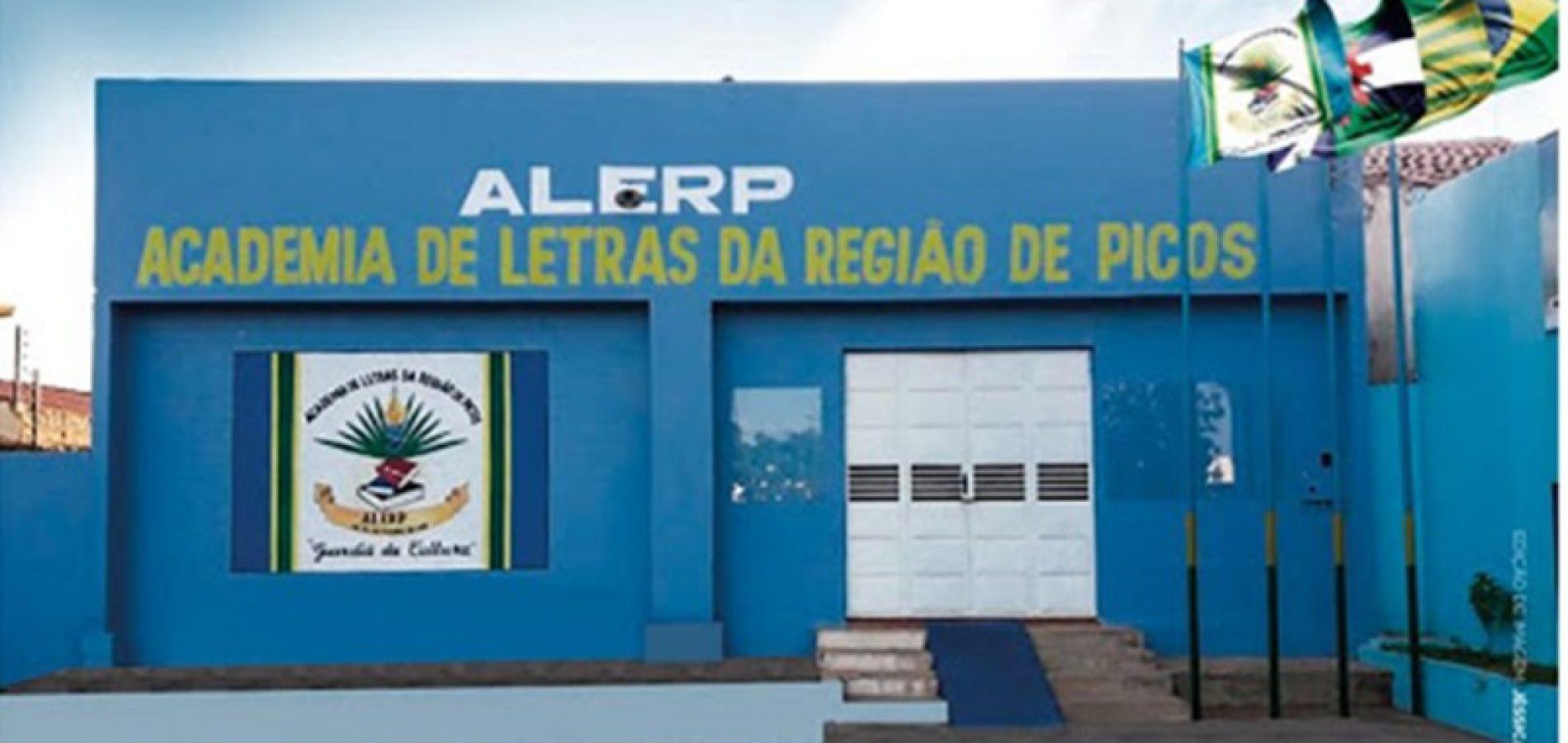 Academia de Letras da Região de Picos lança edital para eleger novo imortal