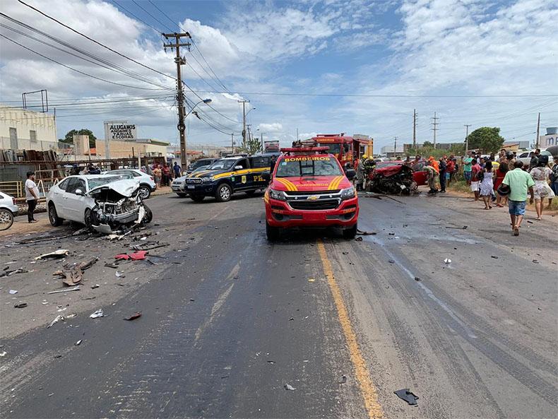 Operação Ano Novo registrou 27 acidentes e uma morte nas BRs