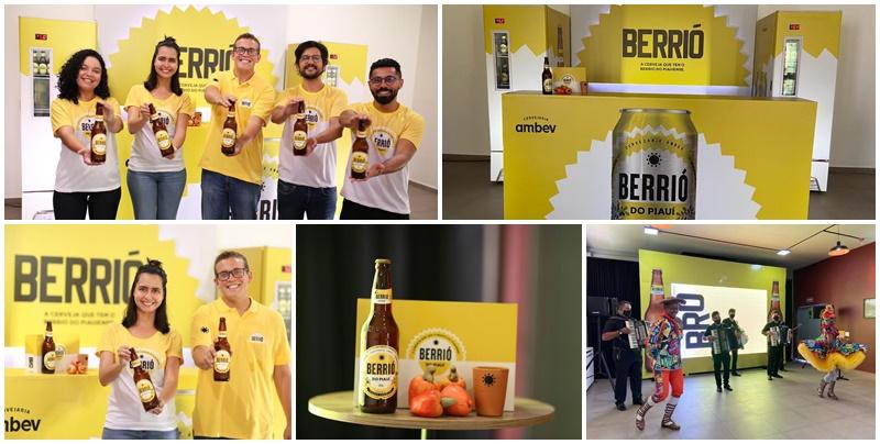AMBEV lança a primeira cerveja de caju em homenagem ao estado do Piauí
