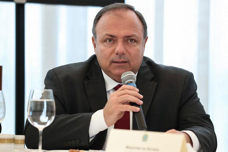 Pazuello diz que Brasil está preparado para iniciar vacinação em janeiro