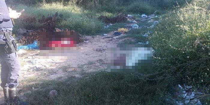 Dois corpos são encontrados sem cabeças no Piauí