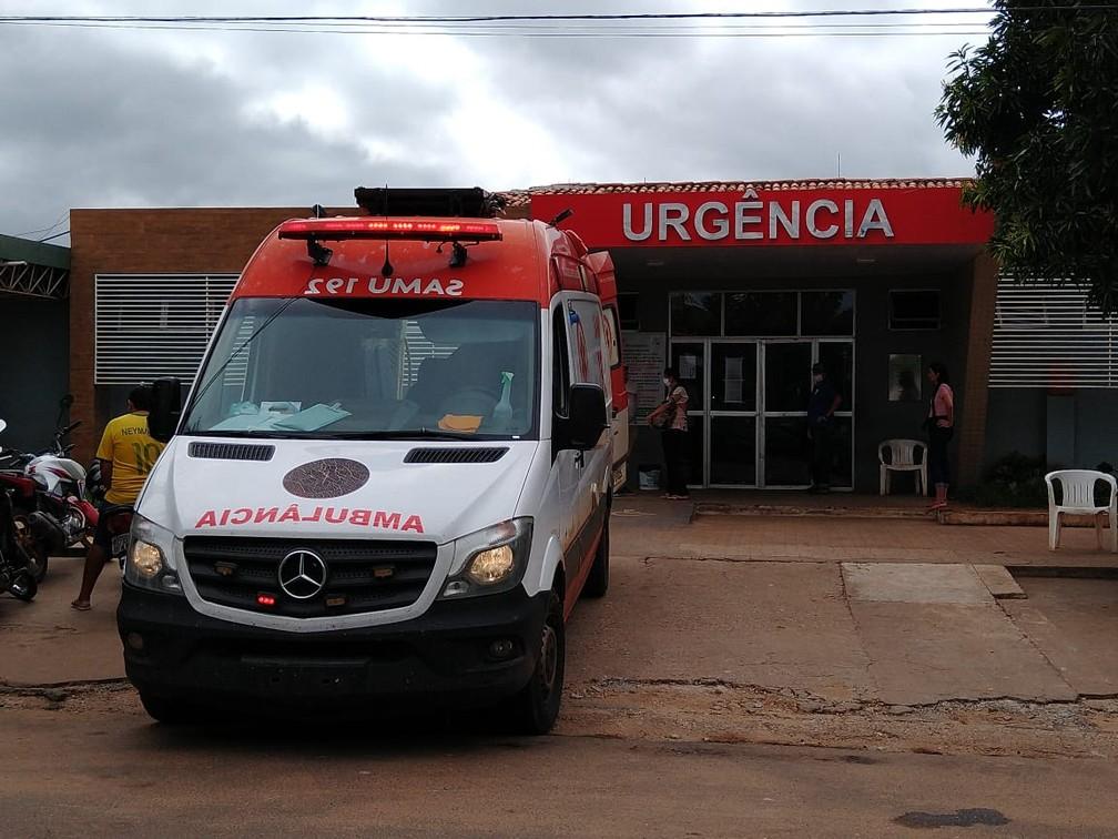 Ocupação de leitos por Covid-19 no Hospital Regional Justino Luz está perto do limite mais uma vez