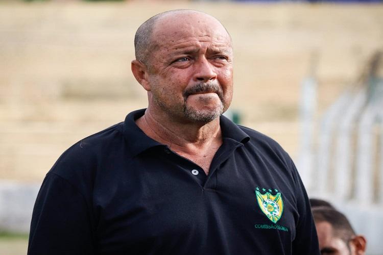 Treinador Adelmo Soares é desligado da SEP