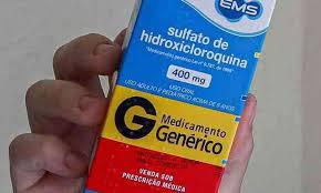 Picos não tem Hidroxicloroquina