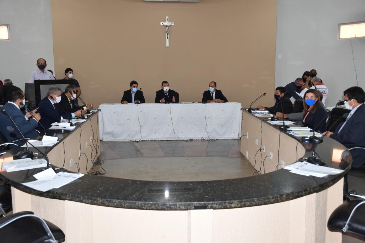 Definidos líderes de bancada da Câmara de Picos