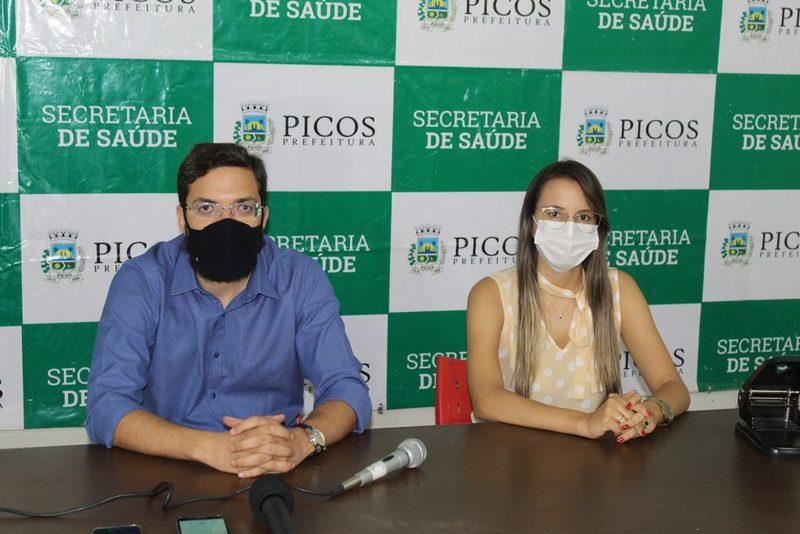 Em Picos, vacinação contra Covid-19 começa na quinta-feira (21)