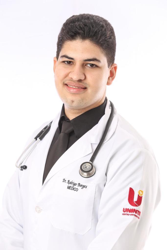 Dr Rodrigo Borges, um novo médico picoense