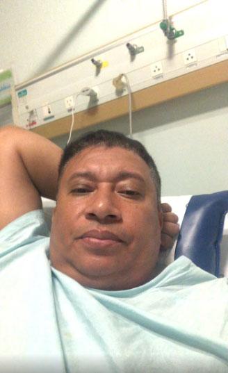 Humorista Pedro Manso passa por nova cirurgia em BH e tem um dos rins removido