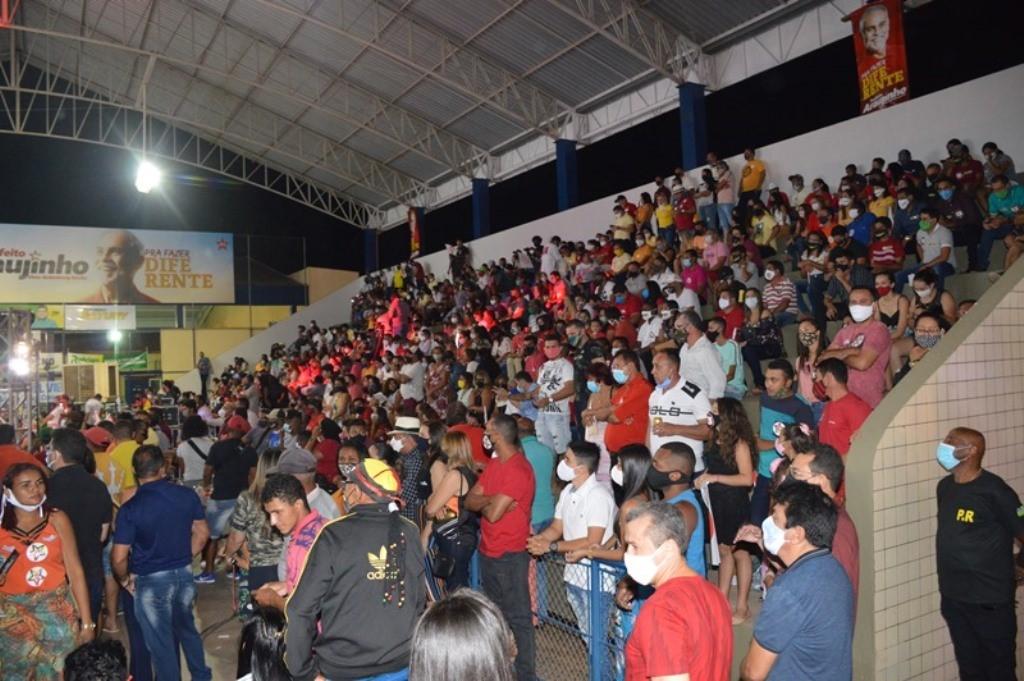 Vigilância Sanitária multa MDB e PT por irregularidades durante convenção em Picos