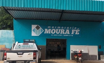 Marmoraria Moura Fé é  Destaques/2019