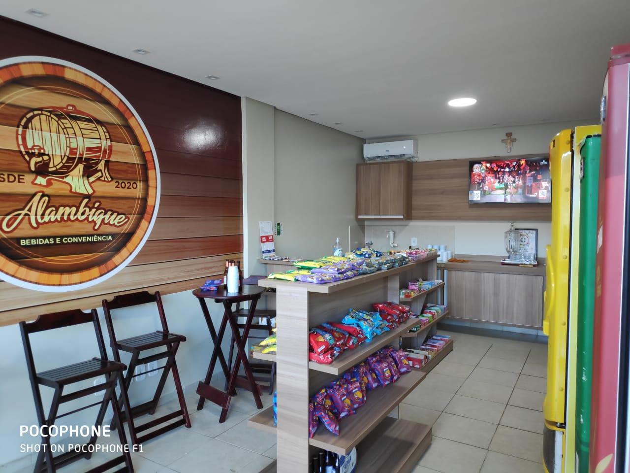 O Alambique, Conveniência, já está funcionando em Picos
