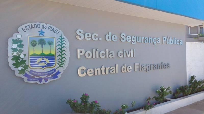 Homem preso por tráfico de drogas em Picos se recupera de facada no abdômen